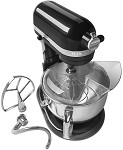 KP26M1XCV KitchenAid - Caviar 6 Qt. Professional 600 Series w/ Pouring Shield