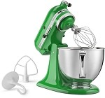 KSM150PSCG KitchenAid - Canopy Green 5 Qt. Artisan Series w/ Pouring Shield