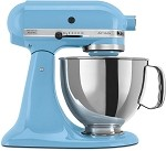 KSM150PSCL KitchenAid - Crystal Blue 5 Qt. Artisan Series w/ Pouring Shield