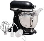 KSM150PSCV KitchenAid - Caviar 5 Qt. Artisan Series w/ Pouring Shield