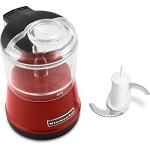 KFC3511ER KitchenAid - Food Chopper, 3.5 Cup with One Touch Operation and 2 Speeds. Thi