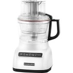 KFP1333WH KitchenAid - Food Processor, 13 Cup. White. Great for chopping, slicing, shre