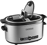 KSC6222SS KitchenAid - Slow Cooker, 6 Qt.