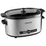 KSC6223SS KitchenAid - Slow Cooker, 6 Qt.