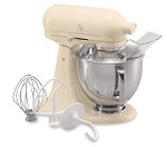 KSM150PSAC KitchenAid - Artisan Series Stand Mixer with Pouring Shield. Almond Cream in