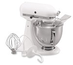 KSM150PSWH KitchenAid - Artisan Series Stand Mixer with Pouring Shield. 5 Qt. White.
