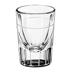 5127/S0710 Libbey - Fluted Shot Glass, 1-1/2 oz. (4 Dozen)