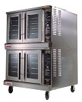ECOF-AP2 Lang Manufacturing - Strato Series Convection Oven, Electric Double Deck