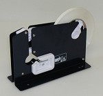 43 LEM Products - POLY BAG TAPE MACHINE. To use the poly bag tape machine, twist y