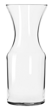 789 Libbey - Glass Decanter, 1/2 Liter