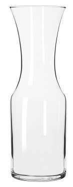 795 Libbey - Glass Decanter, 1 Liter