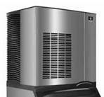 RN-1408A Manitowoc - RN Series Ice Maker 1289 lb, Nugget Ice Air Cooled