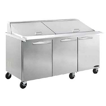 KSTM-72-3 Kool-It - Mega Top Sandwich Unit 72 inch