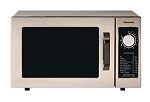 NE-1025 Panasonic - Pro Commercial Microwave Oven, 1000 Watts, 0.8 cu. ft. capacity