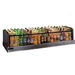 GMDS14X24 Perlick - Glass Merchandiser Ice Display, bar, 14