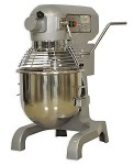 PM-20 Presto - Commercial Planetary Food Mixer, 20 Qt.