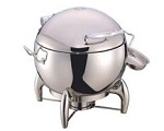 T3633 Vollrath - Round 11 qt. Soup Chafer