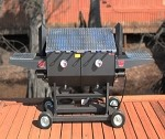 FF6 R & V Works - 17 Gallon Outdoor Cajun Deep Fryer