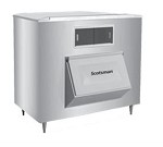 BH1100BB-A Scotsman - Ice Bin, Upright Ice Storage Bin with top-hinged front opening.