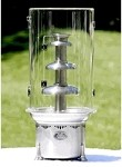 "10500 Sephra - Wind Guard, 44"", for chocolate fountains CF44,  allows you to us"