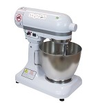 Skyfood BPS-6 - Countertop Planetary Mixer, 6 qt. capacity, 4 speed