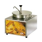 11WLA-P Star Mfg. - Heat & Serve Electric Cheese Warmer, 11 Quart Capacity