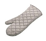 MITSI-17 Supera - Oven Mitt, 17in., Silicone-Coated Cotton