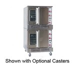 MGFCO-2S Therma-Tek - Convection Oven, Gas Double Deck