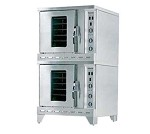 TFCO-GM-2 Therma-Tek Range  - Convection Oven, Gas, double deck, 29