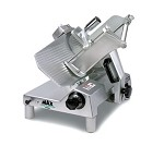 "9512 Univex - Max Slicer, heavy duty, angle feed, manual, 12"" diameter knife,"