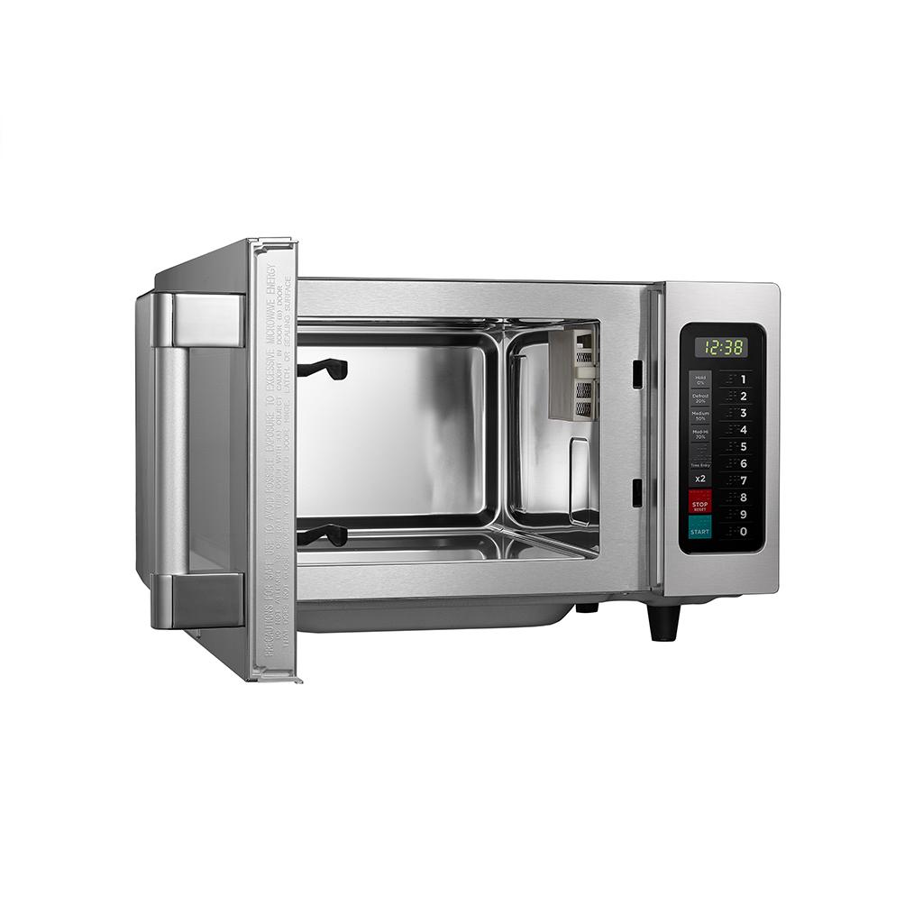 Microwave Oven, Light Duty, 0.9 Cu.ft., 1000W