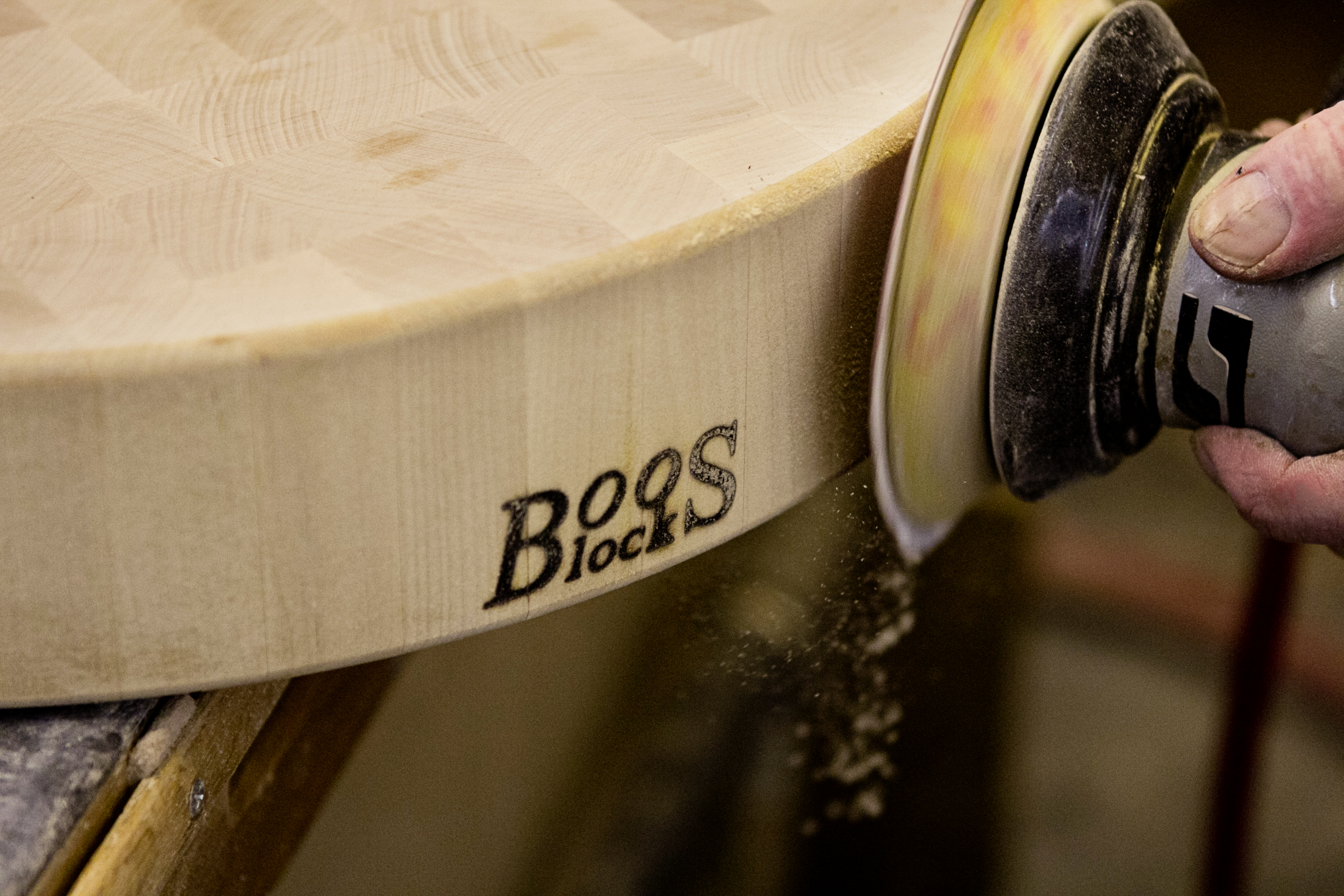 The History Of The John Boos Butcher Block Table