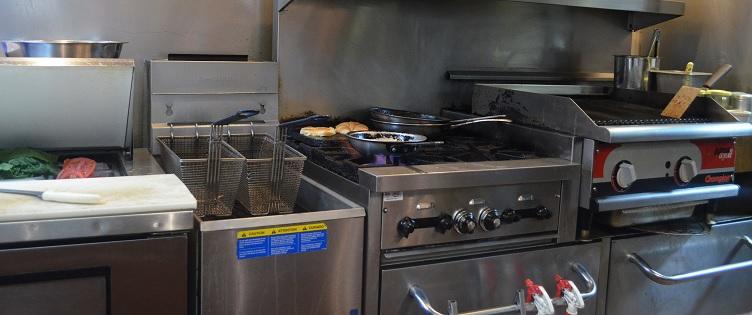 Restaurant Kitchen Ventilation invest in a ventless ventilation system | jes restaurant equipment