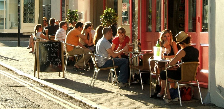 The Chance To Enjoy Our Meal Outdoors Is A Deciding Factor For Many People,  Including Me, When Choosing A Restaurant. If Weu0027ve Gone To The Trouble ...