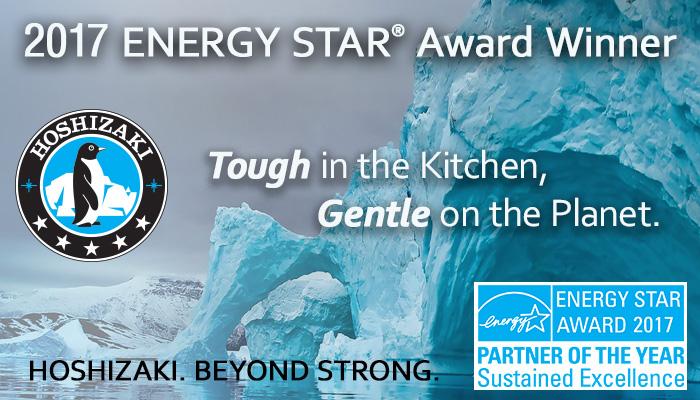 Hoshi ENERGY STAR Award Winner