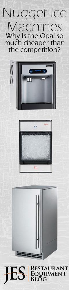 Nugget Ice Maker Jes Restaurant Equipment