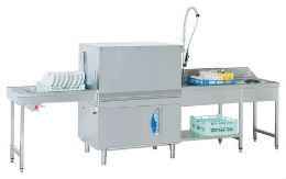 conveyor-washer
