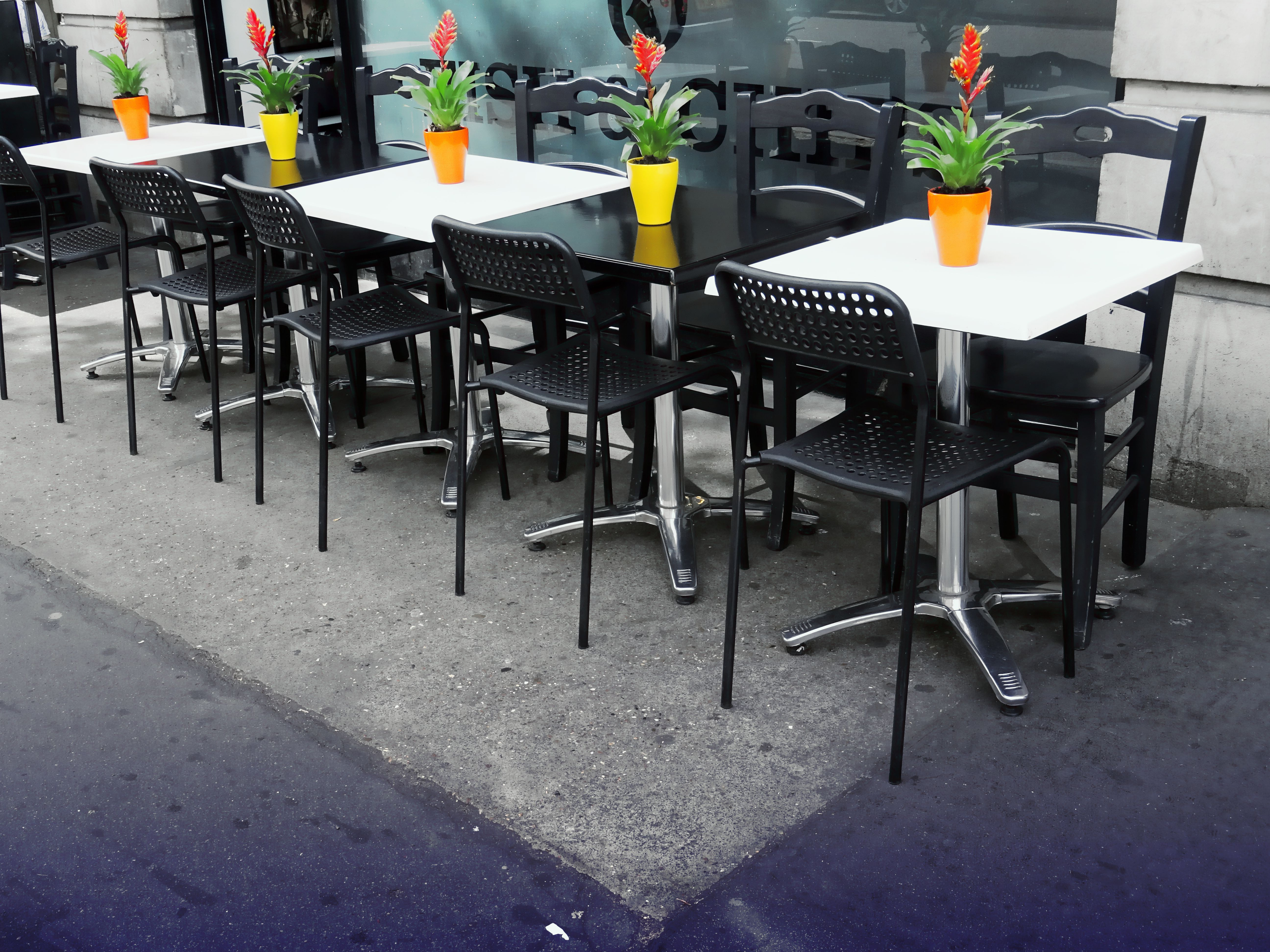 Outside Dining Is Upon Us Again. The Chance To Enjoy Our Meal Outdoors Is A  Deciding Factor For Many People, Including Me, When Choosing A Restaurant.