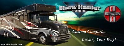 We deliver! Just ask Show Hauler