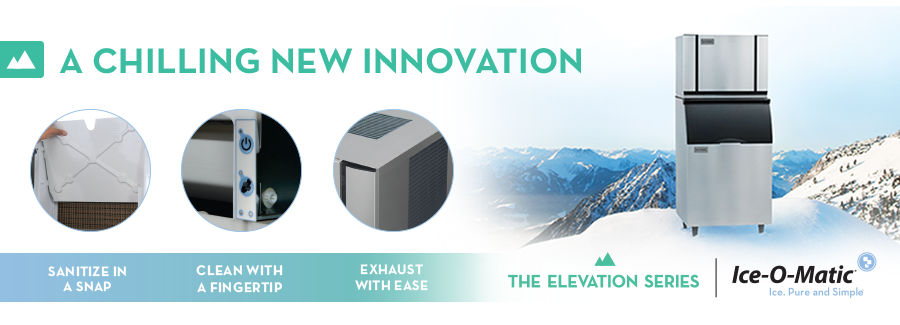 Iceomatic Elevation Machines