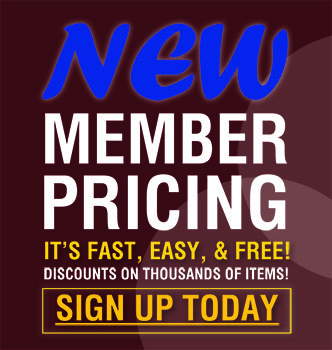New Member Pricing
