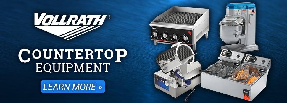 Vollrath Countertop Equipment