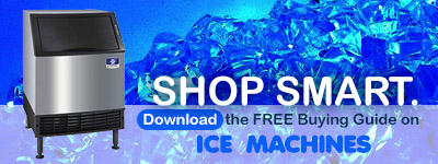 commercial ice machines buying guide