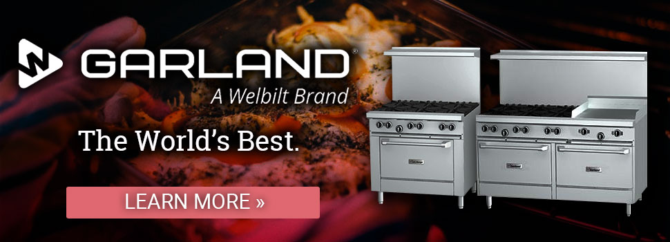 Garland Ovens and Ranges