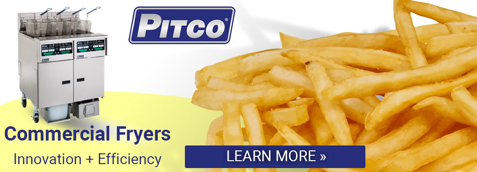 Pitco Fryers