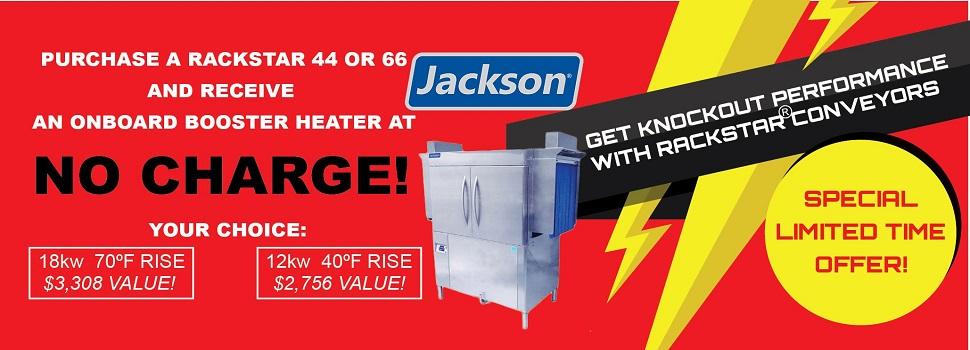 Jackson Rackstar Promo 2018