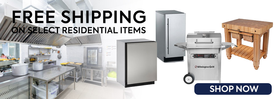 Residential Free Shipping