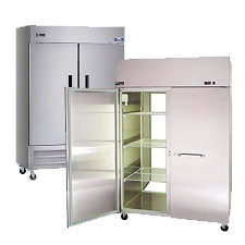 Roll-In refrigerators for sale