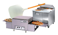 Pizza Parlor Equipment