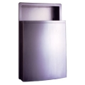 Wall-Mount Trash Receptacles